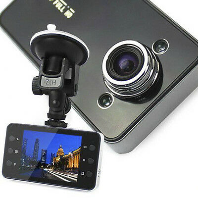 """2.4"""" 1080P HD Lcd Night Vision CCTV  Accident Camera Video Recorder In Car DVR"""
