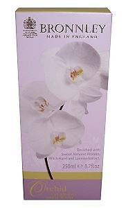 Bronnley Orchid Cleansing Body Wash 250ml