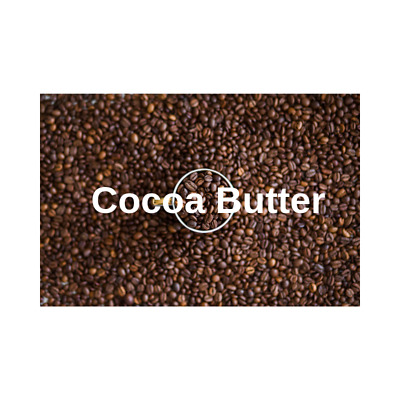 Cocoa Butter Unrefined 100% Pure Natural Skin Moisturiser Free P&P