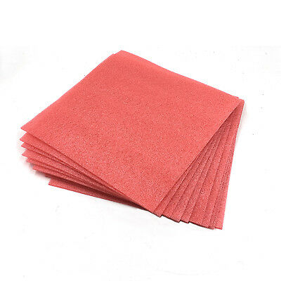 100 Anti-static EPE Polyethylene friendly packaging materials Foam 25cm/25cm/3mm