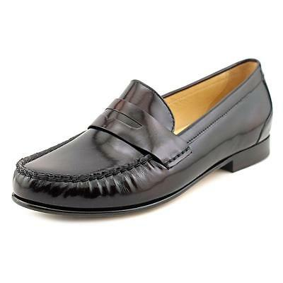 Cole Haan Monroe Penny Women  Round Toe Leather  Loafer