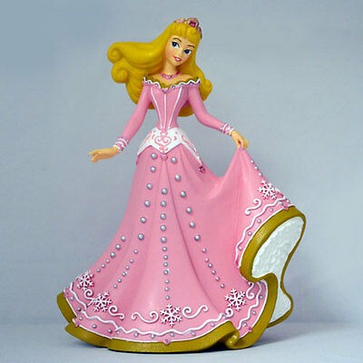 Sweet Christmas Dreams SLeeping Beauty Figurine All Decked Out Bradford Exchange