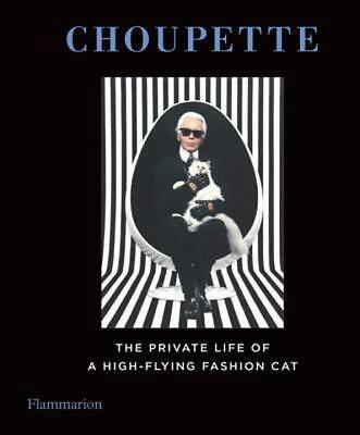 Choupette: The Private Life of a High-Flying Cat (English) Hardcover Book Free S