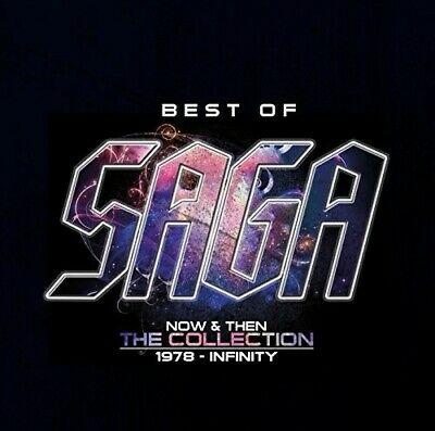 Saga - Best of Saga, Now & Then, 1978 - Infinity: The Collection [New CD]