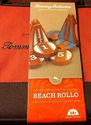 Tommy Bahama Beach Rollo Outdoor Game NWT.  2014