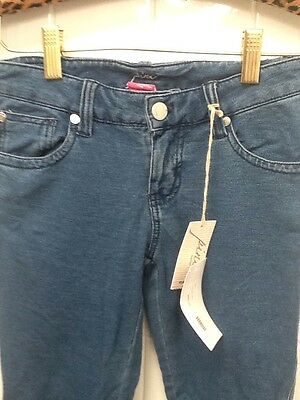 Kids Girls Size 12 Pinc Premium Denim Jeans Jeggings Knit Stretch New BNWT