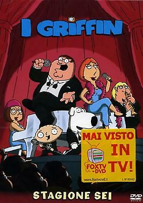 Griffin (I) - Stagione 06 (3 Dvd)