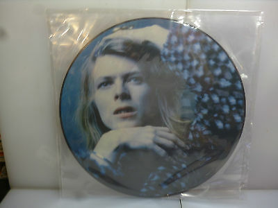 David Bowie-Hunky Dory.-Picture Vinyl Lp-New.sealed