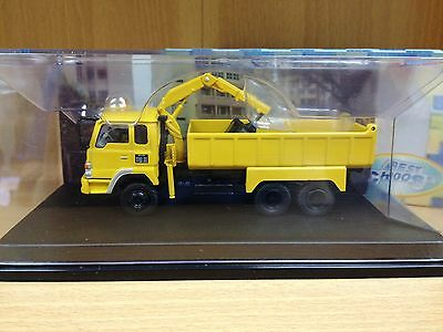 Free Ship! Best Choose 1:76 Hino Construction Truck Lorry