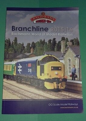 Bachmann (Various) Catalogue - OO Gauge - Brand New - Free Postage