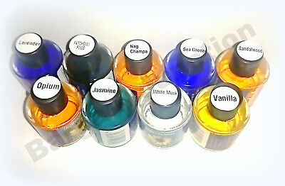 Fragrance Oils for Oil Burners Room and Home Scent 10ml Scented Fragrance Oil