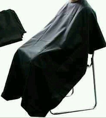 Unisex Pro Salon Hair Cut Hairdressing Hairdresser Barbers Cape Gown Adult Cloth