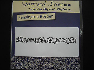 Image result for tattered lace kensington border