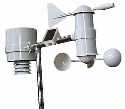 WS200 Pro Professional Solar Weather Station