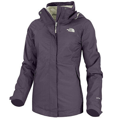 The North Face Women Evolution II Triclimate Damen Outdoor Jacke grey T0CG54HCW