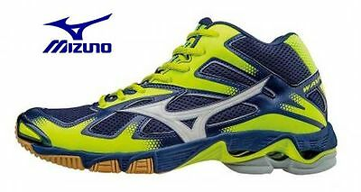 9793db6398 VOLLEYBALL SHOES VOLLEYBALL Schuhe MIZUNO WAVE BOLT 5 MID - $99.99 ...