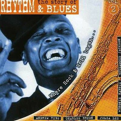 Various Artists - Story of Rhythm & Blues 2 / Various [New CD]