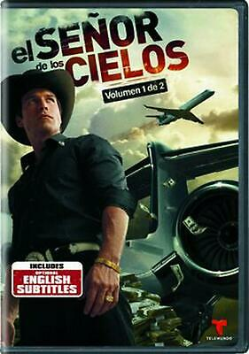El Senor De Los Cielos Vol 1 - DVD Region 1 Free Shipping!