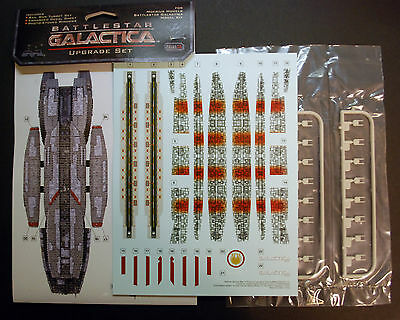 New Battlestar Galactica Upgrade Set, 1:4105, Moebius 1011
