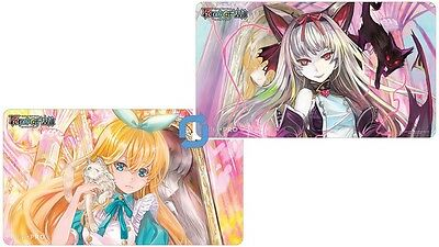 Ultra PRO: Force of Will Double Sided Play Mat - Alice of Light/Alice of Shadow