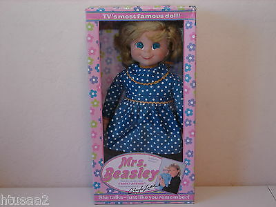 """Mrs Beasley 20"""" Talking Doll from """"A Family Affair"""" TV Show, Comes with COA"""