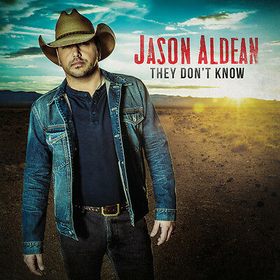 Jason Aldean - They Don't Know [New CD]