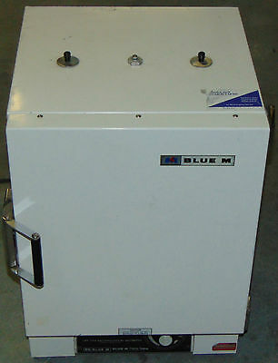 Blue M Dry Type Bacteriological Incubator Model 100A Quantity Available