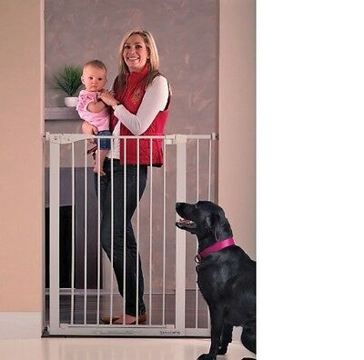 Childcare Pressure Door Gate Extra Tall Extension 130mm