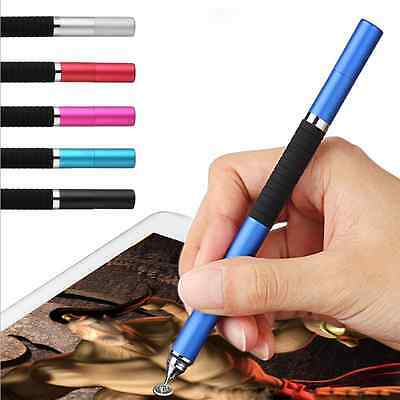 Fine Tip Point 3 in 1 Stylus Pen Touch Screen For Ipad Tablet  Ball Points Pens