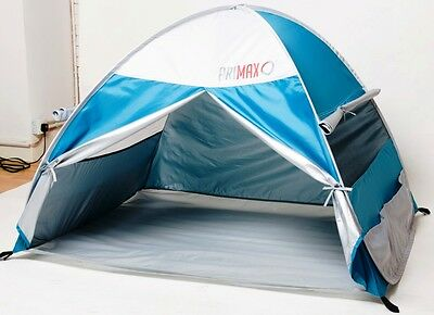 Pop Up Beach Cabana Junior with 50+ UPF Sun Protection Beach Tent RRP £29.99