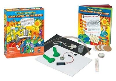 The Young Scientists Club The Magic School Bus:  Solar Energy to the Rescue
