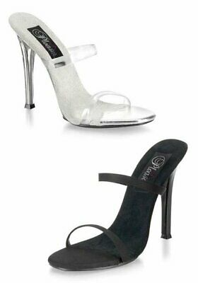 ff06bd694cb FABULICIOUS WOMEN S PLEASER Gala 01 Competition Shoes HD3 Clear Size ...