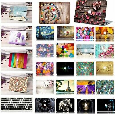 Rubberized Hard case shell skin keyboard cover For Macbook Pro Air 11 13 15 inch