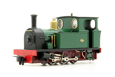 Fourdees Limited Oo9 Scale 41-106 Brunswick Green St George 0-6-0 Tank Loco