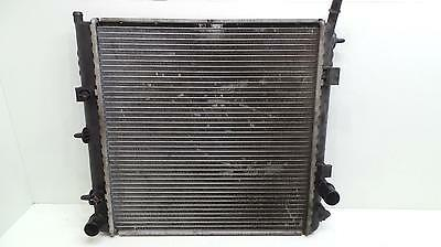 2003 Citroen C2 1.1 Petrol Engine Cooling Radiator With Air Con
