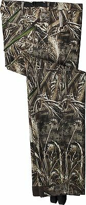 Drake Outdoors DW244 Men's Waterfowl Bonded Fleece Pants Realtree Max 5 Blades