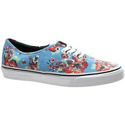 NEW Vans Authentic (Star Wars) Skate Streetwear Shoes/Trainers in Blue