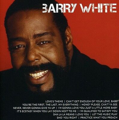 Barry White - Icon [New CD]