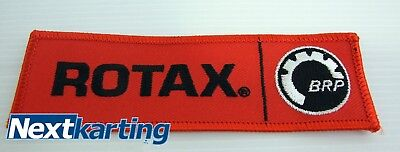 Rotax Max Kart Embroidered Patch Badge - TonyKart - Nextkarting -