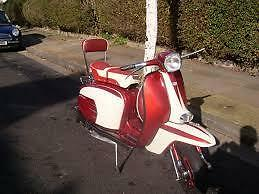 1962 Lambretta LI150 Classic Vintage Scooter, Lovely Condition, Ready To Ride