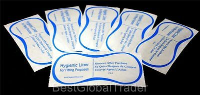 Lot 200 Clear Hygienic Hygenic Liner Swimsuit Lingerie Protective dhesive Strip