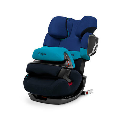 Car seat group 1/2/3 Kg. 9-36 PALLAS 2-FIX Blue Moon navy blue Cybex