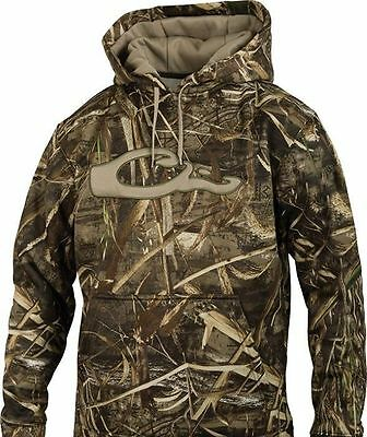 Drake Waterfowl DW2270 Performance Hoodie Camo All Sizes
