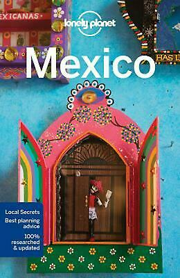 Lonely Planet Mexico by Lonely Planet Paperback Book (English)