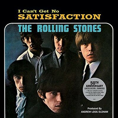 (I Can't Get No) Satisfaction 50th Anniversary - Rolling Stone (2015, Vinyl New)