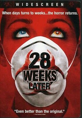28 Weeks Later [WS] (2011, DVD NEW) WS