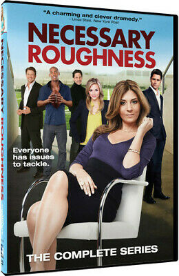 Necessary Roughness: Complete Series - 6 DISC SET (2016, REGION 1 DVD New)