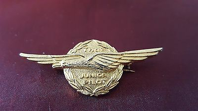 Thai Airways Junior Pilot Metal Pin.