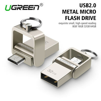Ugreen Micro USB OTG Flash Drive Pen Memory Stick for Android Samsung HTC Huawei