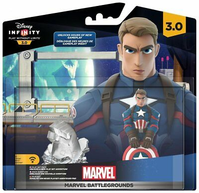 Disney Infinity 3.0 Figur - Marvel Battlegrounds - Playset (NEU & OVP!)